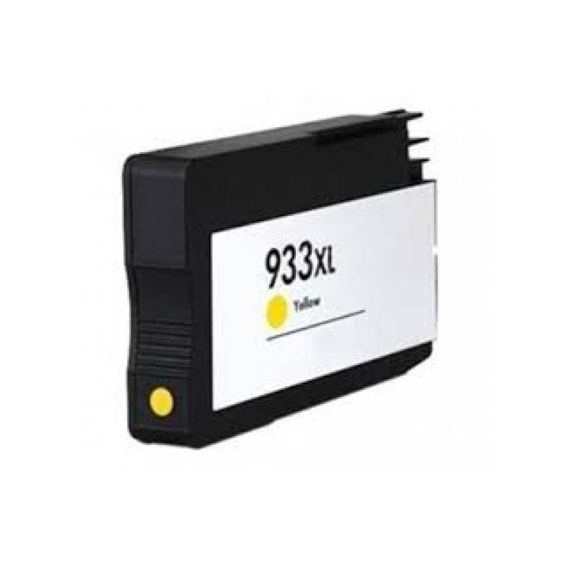 HP CN056AN Remanufactured Yellow Inkjet Cartridge