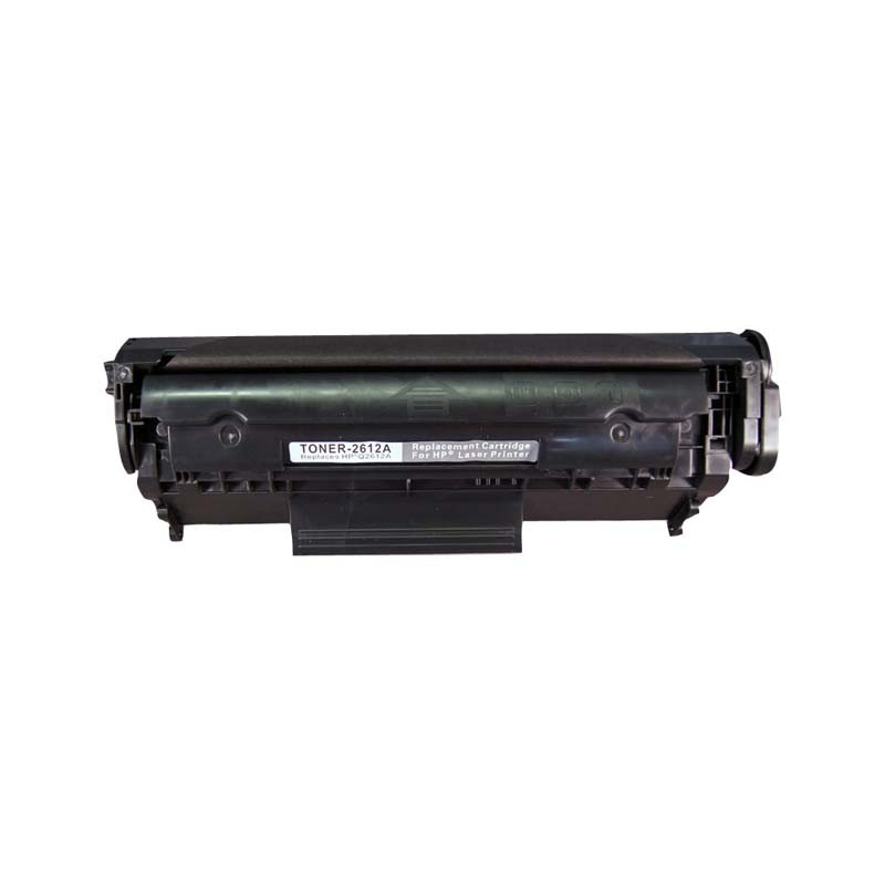 HP Q2612A Laser Compatible Toner Cartridge