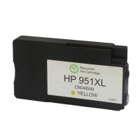 HP CN048AN Remanufactured Yellow Inkjet Cartridge