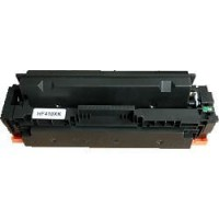HP 410X Black LaserJet Toner Cartridge - CF410X High Yield